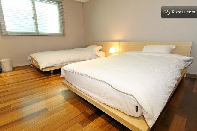 Guesthouse Gangnam is the most luxurious and comfortable guesthouse only for female.