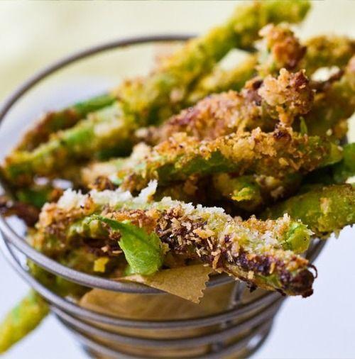 Panko Crispy Green Bean Fries