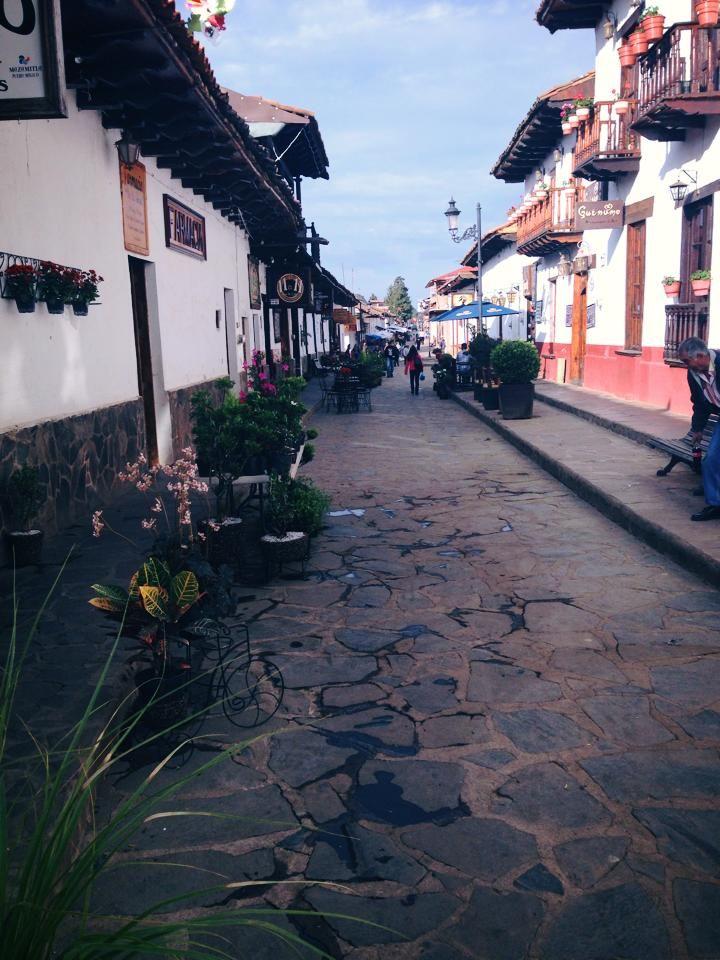 Mazamitla, Pueblo Magico de Jalisco, Mexico