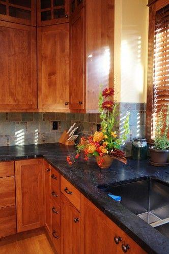 Best 25 Cherry Kitchen Cabinets Ideas On Pinterest