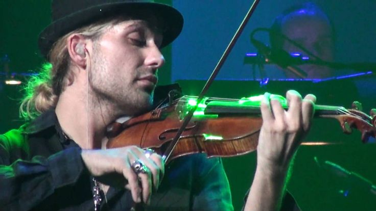 DAVID GARRETT - Nothing else matters - Köln 15.Jan 2010 Life is ours, we live it our way  All these words I don't just say  and nothing else matters...