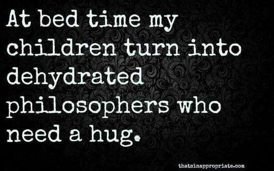 When my kids were little...So true