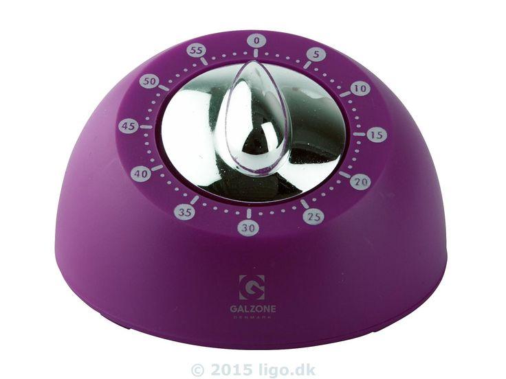 purple kitchen timer - Violet Kitchen 2015