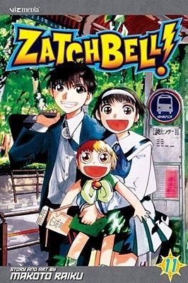 Zatch Bell, Volume 11 Makoto Raiku