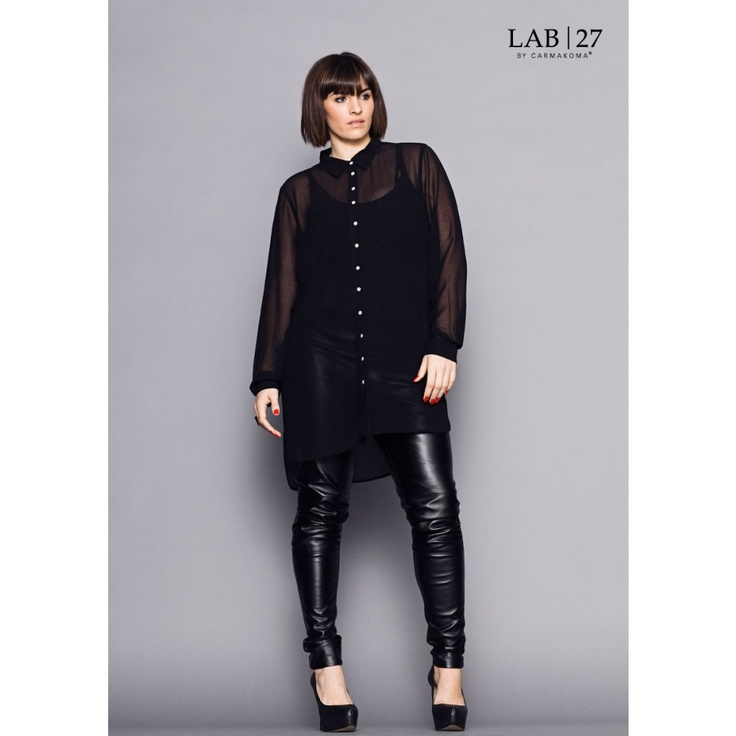 LAB|27 By Carmakoma // Jasminus - Black