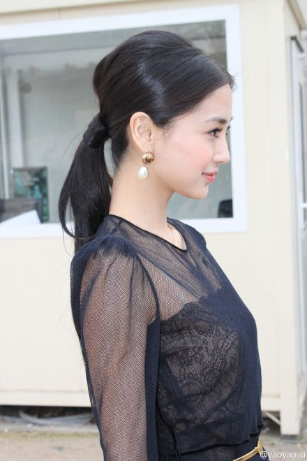 Angelababy. So flawless