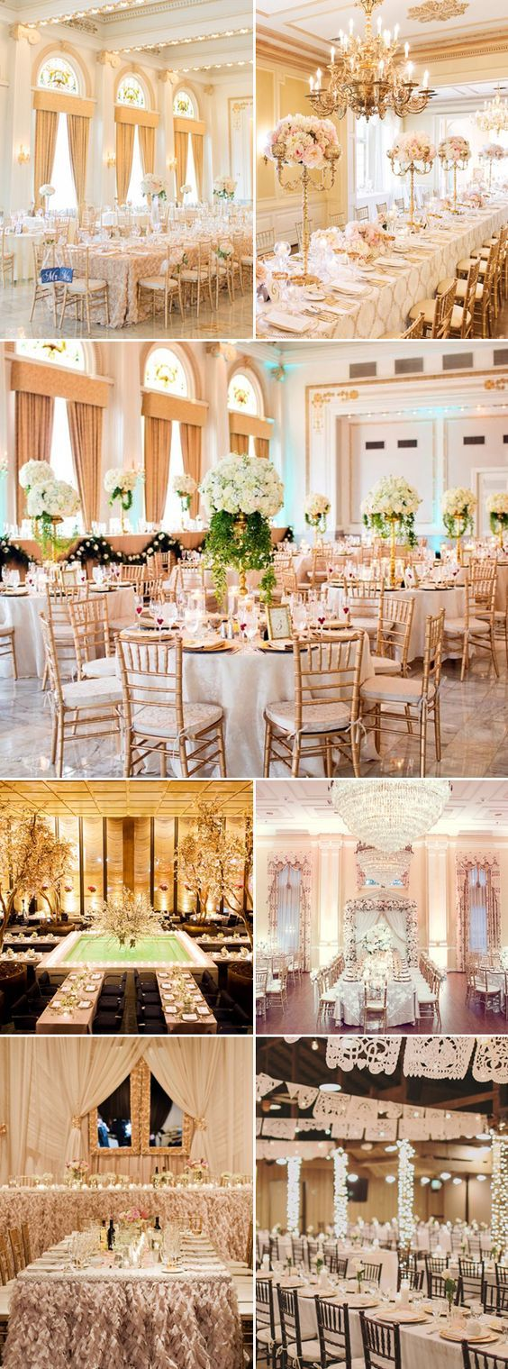 You've got style, and sometimes you just need to turn up the dial on the glamor and glitz to show it! There are many ways and a variety of options that can help you create a luxurious and sophisticated wedding. It is important to give thought to how your decoration elements can all work together …