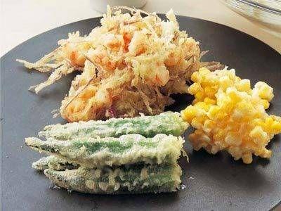 天ぷら] 料理レシピ一覧|みんなのきょうの料理