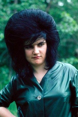 If Elvis was a woman who sang with The Cramps