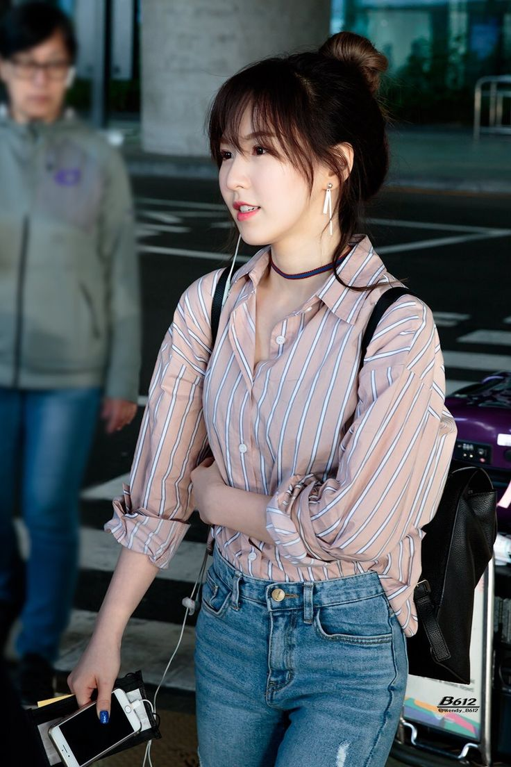 Red Velvet Wendy Bangs