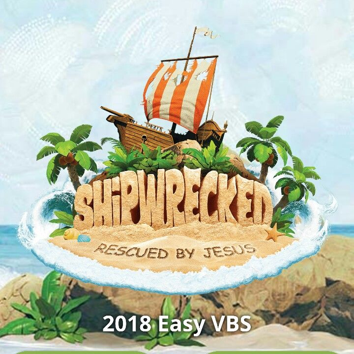 Group VBS 2018 Shipwrecked