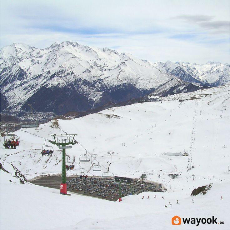 Ya llega el frío y con él la nieve, si esquiar es uno de tus deportes favoritos, tenemos un listado las mejores estaciones de esquí en España. #Wayook #nieve #snow #esqui #estaciones #ski #España #sierranevada #Formigal