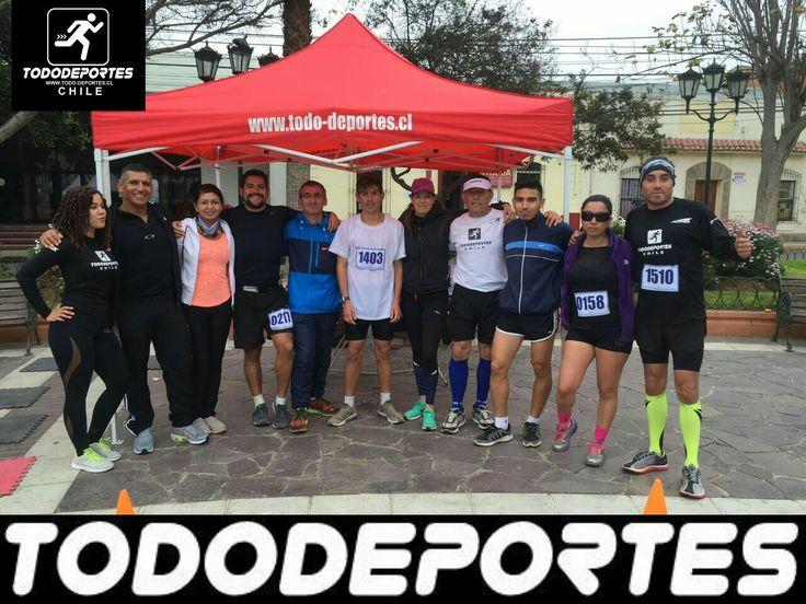 TODODEPORTES presentes en el Medio Maratón Coquimbo 2016 #TDChile