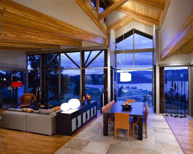 The incredible Smart Log House Kontio