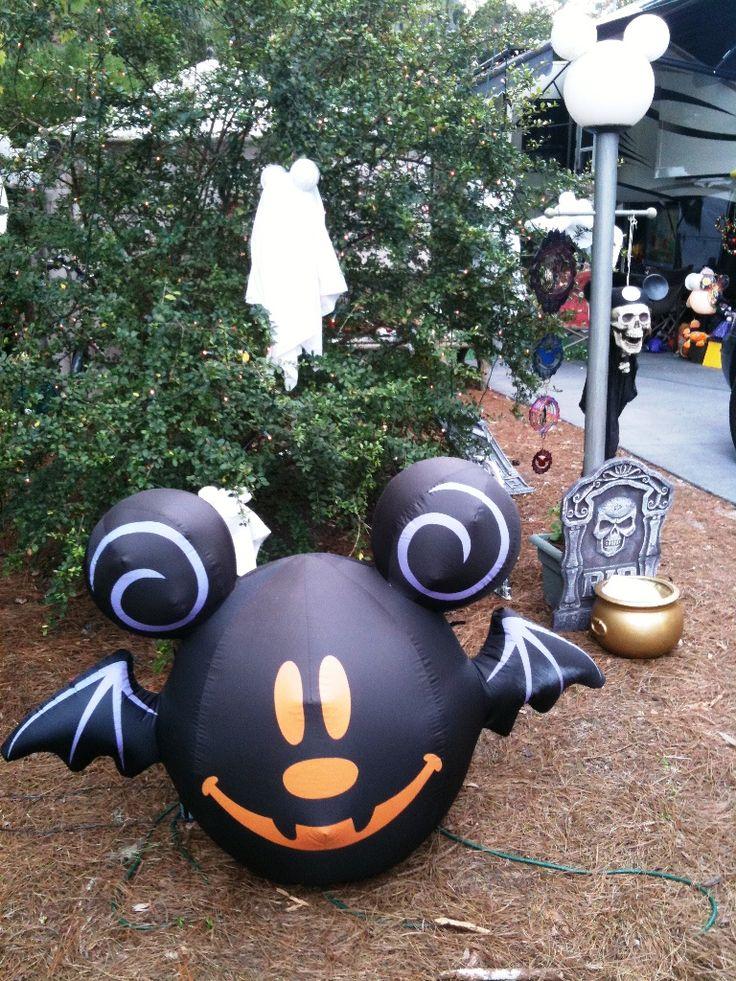 Disney Halloween Decoration