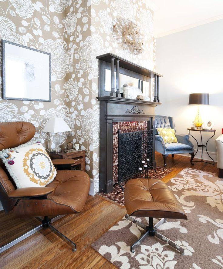 Ruthie Wills Eclectic Nashville Charmer House Tour Modern DesignModern Interior