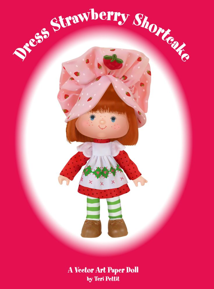 Car Lots In Kenner >> 1000+ images about Crafts: Dolls, Strawberry Shortcake on Pinterest | Ravelry, Vintage paper ...