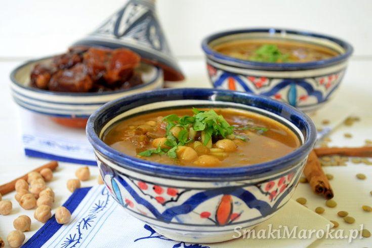 Harira - najpopularniejsza zupa marokańska