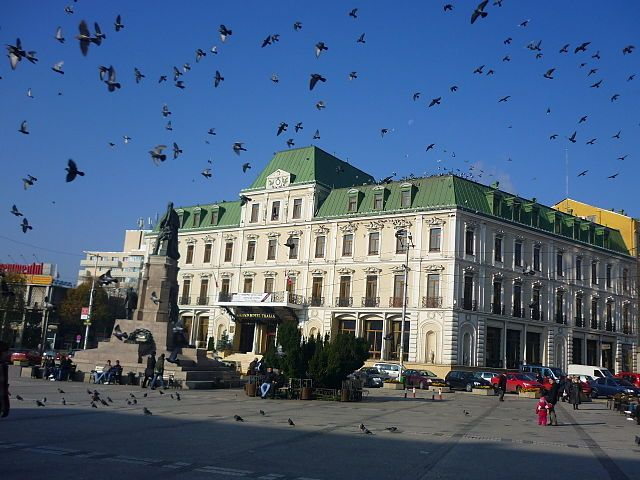 hotel traian iasi | File:Hotel Traian, Iași.JPG - Wikipedia