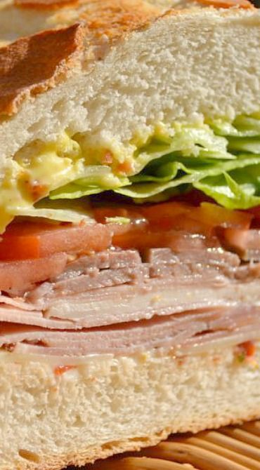 die besten 25 dagwood sandwich ideen auf pinterest. Black Bedroom Furniture Sets. Home Design Ideas