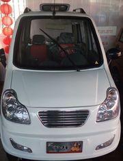 China Pequeño vehículo de pasajeros eléctrico, coche eléctrico con pilas de 4 Seater proveedor
