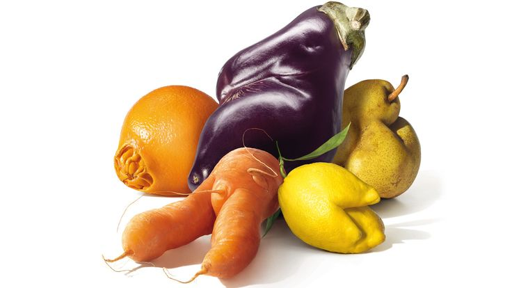 Ugly Fruit & Veggies May Pack Extra Nutrients - Get to Know Them!