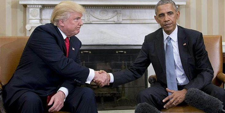 The Difference Between Donald Trump And Barack Obamas Approval Ratings Is Crazy