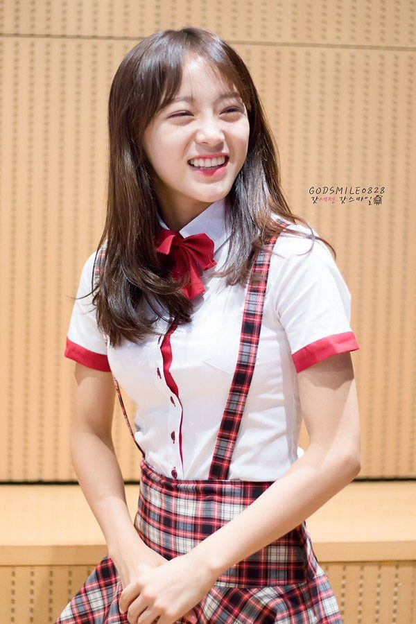 I.O.I Sejeong Steals Hearts With Her Bright Smile ~ Daily K Pop News