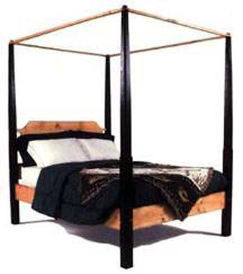 You can buy this simple four poster bed at factory price from http://www.lunefurniture.com