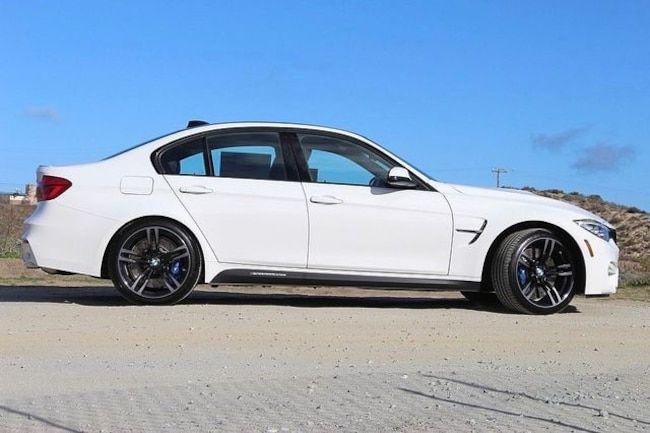 New 2018 BMW M3 Sedan Seaside, CA