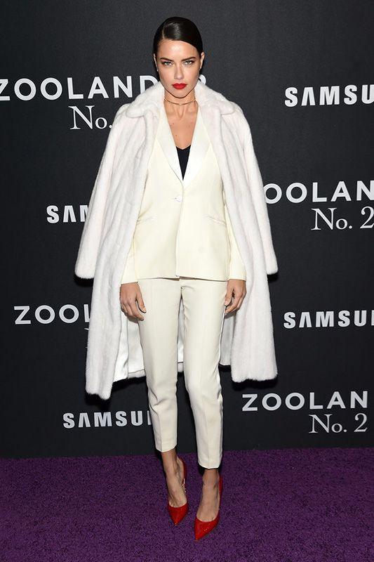 位位巨星,電影《Zoolander 2》辦了一場真的時裝秀!