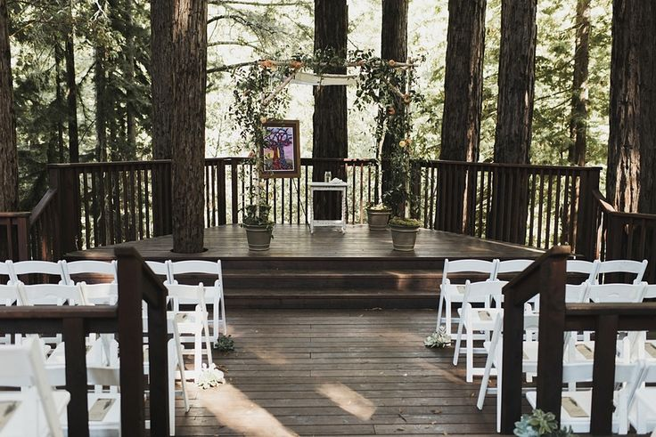 17 Best Ideas About Redwood Forest Wedding On Pinterest