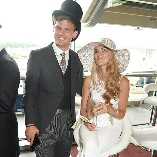"""""""Mi piace"""": 98, commenti: 1 - Jeremy Irvine News (@jeremyirvinenews) su Instagram: """"#JeremyIrvine and his girlfriend Jodie Spencer at the Longines suite in the Royal Enclosure during…"""""""