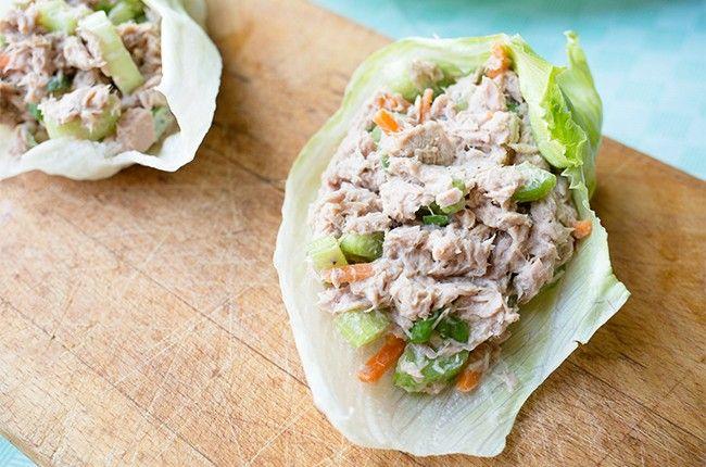 Recipe: Healthy Asian Tuna Salad