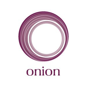 Onion - Healthy Fast Food Restaurant logo by Curly Black Design & Concept.