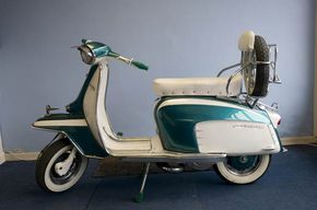 Scoots Ltd - For Everything Lambretta and Vespa - Scooters For Sale