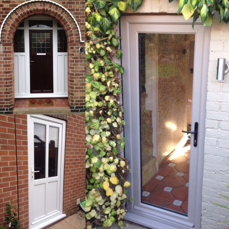 A Selection Of #UPVC Doors Suitable For A Range Of Properties // & 13 best Upvc Doors images on Pinterest | Conservatories Window ...