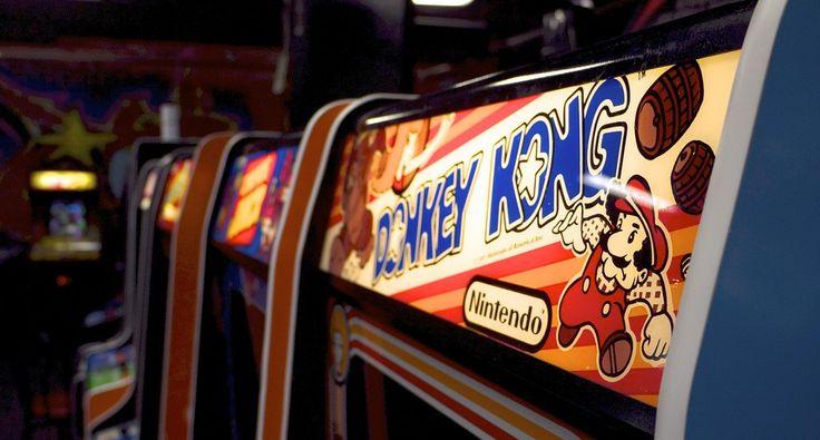 LA's Best Retro Arcades (That Also Serve Alcohol)