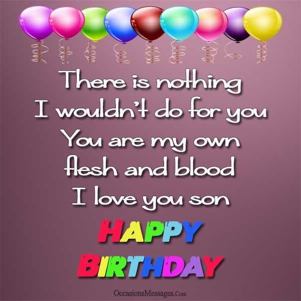 Surprising Top 100 Birthday Wishes For Son With Images Birthday Wishes Personalised Birthday Cards Veneteletsinfo