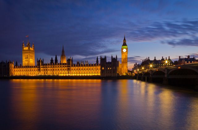 The Palace of Westminster   by Flight Centre's Olivia Mair