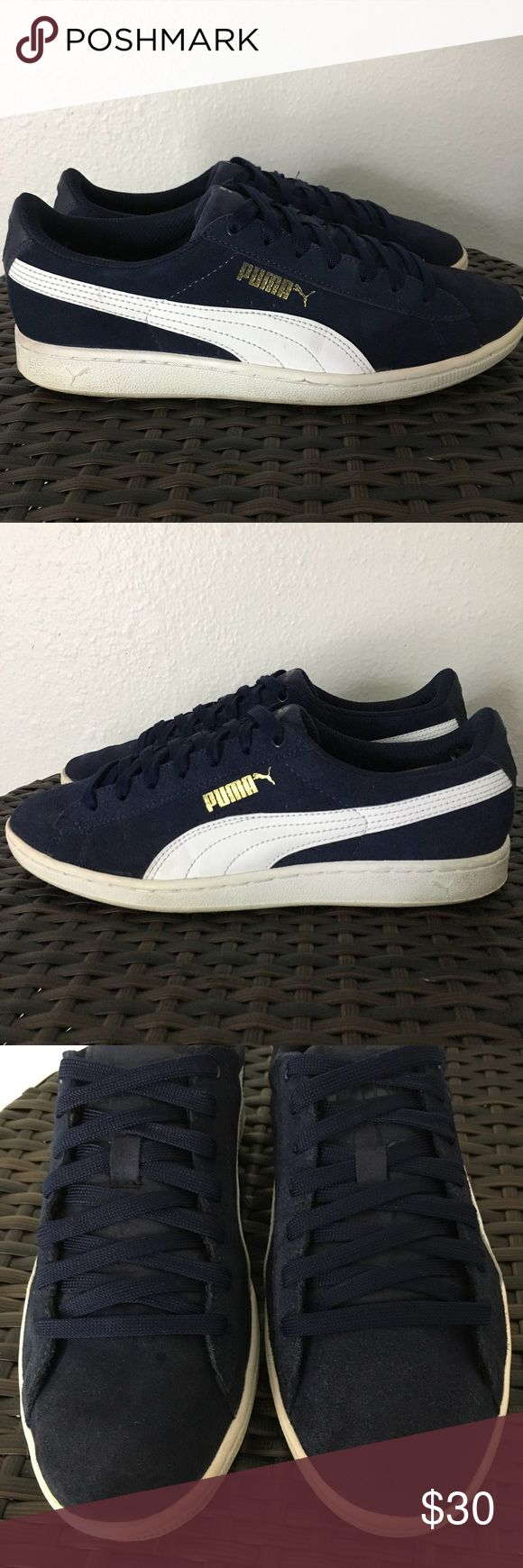 Puma Suede Shoes Puma suede shoes, men's size 6.5. Puma Shoes Sneakers