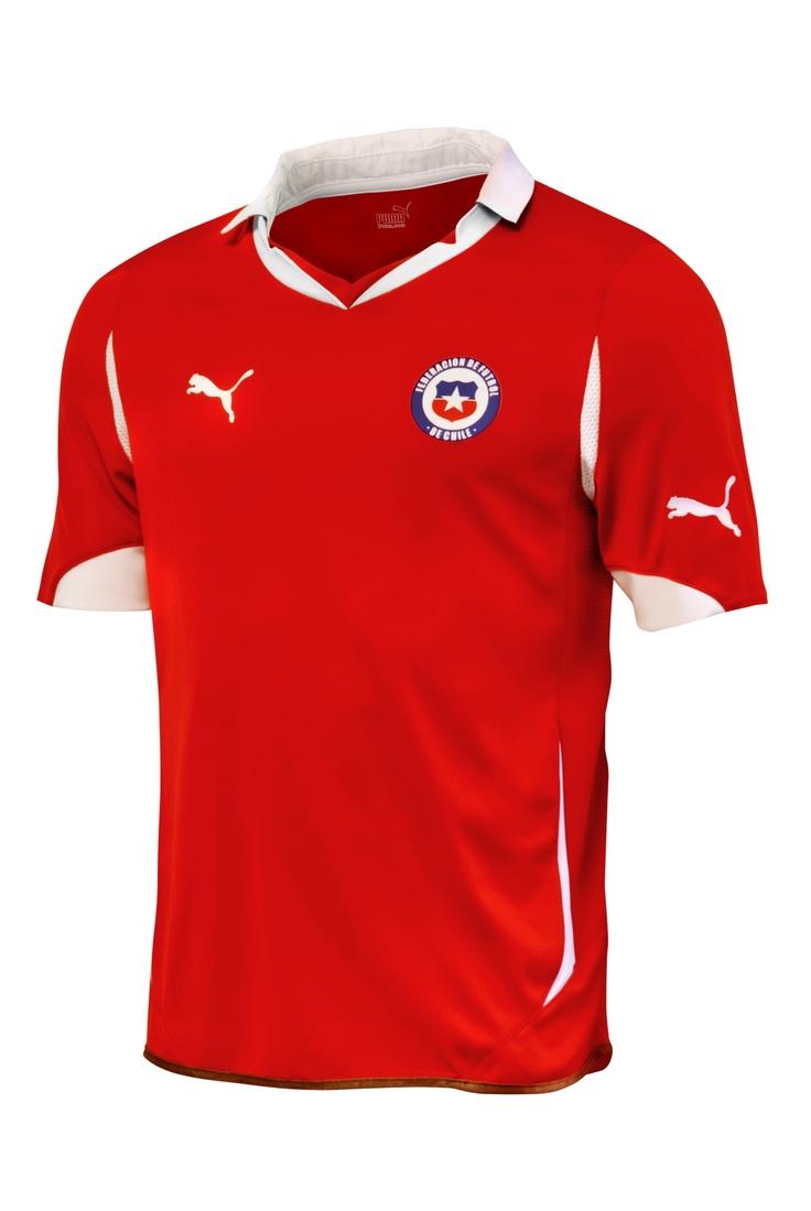Selección Chile Soccer jersey, Mens tops, Soccer