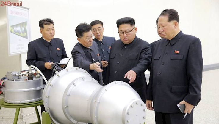 Japão detectou um forte tremor | Coreia do Norte diz ter realizado teste com bomba de hidrogênio