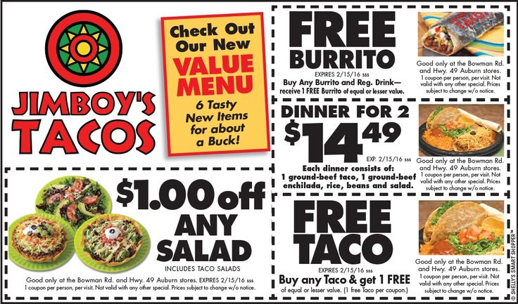 Jimboy's Tacos Auburn
