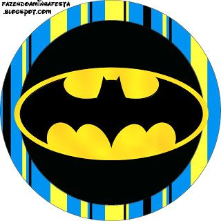 17 Best images about FESTA BATMAN on Pinterest | Superhero logos ...