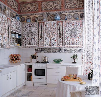 Amazing Pattern, Iskelu0027s Kitchen, Paris