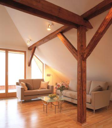 28 besten Dachgeschoss Bilder auf Pinterest Dachgeschosse - wohnzimmer ideen dachgeschoss
