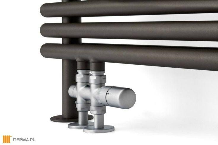 Grzejniki wolnostojące z podwójny rzędem rurek Tune #grzejniki#dekoracyjne#pokojowe#homedecor#design#interior#designs#ideas#