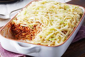 Follow this Easy Layered Cabbage Casserole recipe for a delicious, no-stress dish. Enjoy stuffed cabbage flavor with casserole simplicity today.