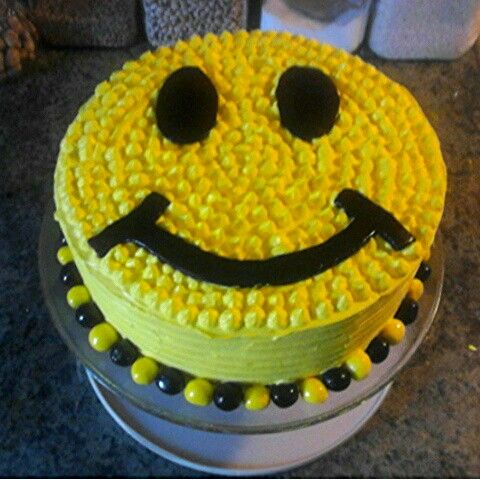 The Best Emoji Cakes On The World